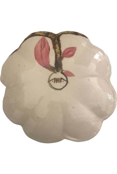 Alla Ceramics Erkenci Manolya Pasta Tabağı