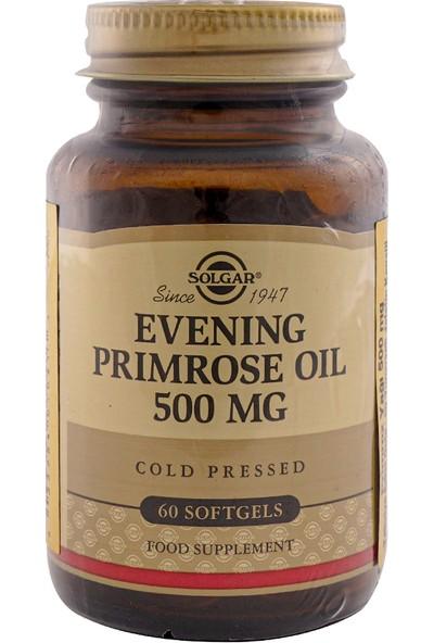 Solgar Evening Primrose Oil 500Mg 60 Softjel