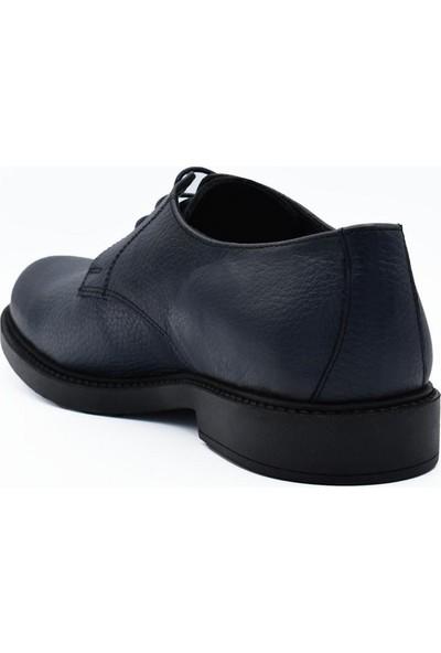 Fertini Deri Lacivert Erkek Günlük Ayakkabı