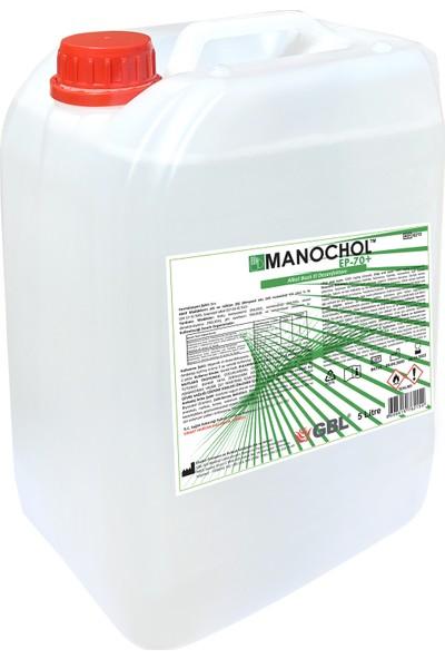 Gbl El Dezenfektan 5 lt - %70 Alkollü + 2 lt Pompalı Dezenfektan Püskürtücü