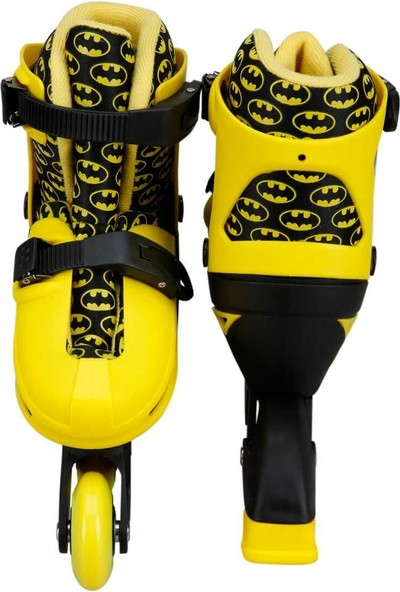 Rising Sports Batman 2in1 3 Teker Paten 27-30 Numara