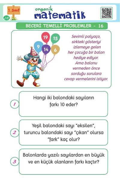 Bilge Bulut Yayınları Organik Matematik - 1