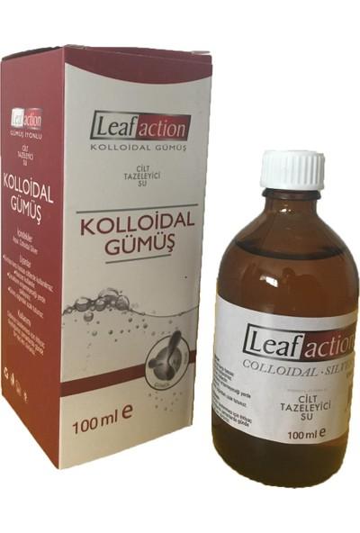 Leaf Action Kolloidal Gümüş Cilt Tazeleyici Su 100 ml