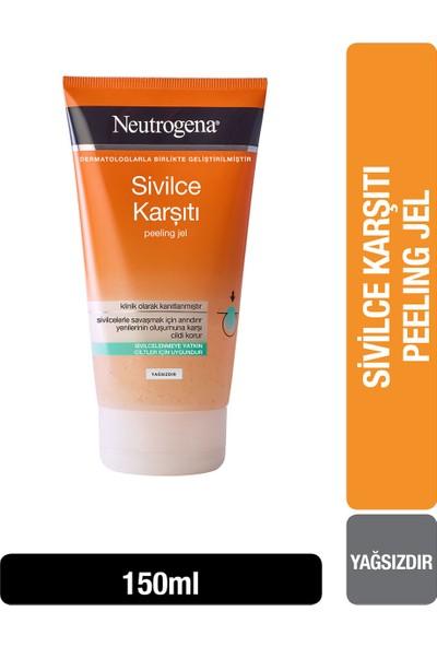 Neutrogena Visibly Clear Sivilce Karşıtı Pürüzsüzleştirici Peeling 150 ml