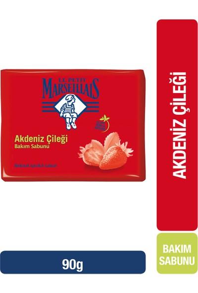Le Petit Marseillais Akdeniz Çileği Bakım Sabunu 90 gr