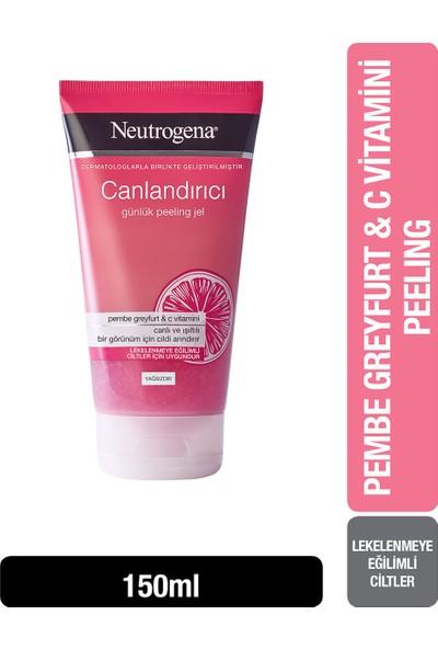 Neutrogena Canlandırıcı Peeling Pembe Greyfurt 150 ml
