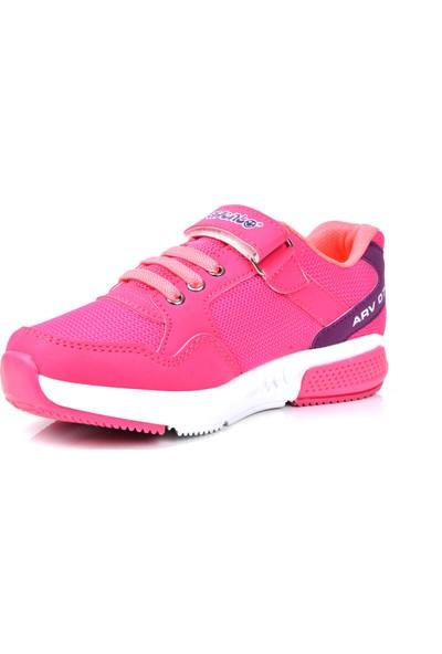Arvento 070 Fuşya Çocuk Spor Ayakkabı
