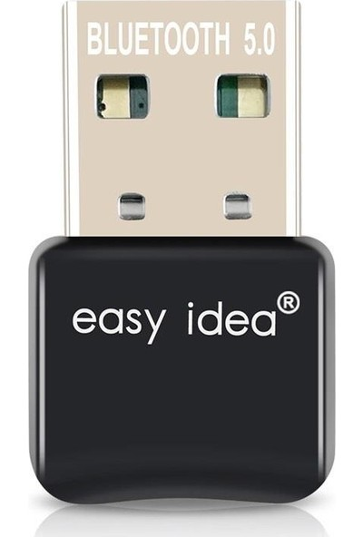 Easy Idea Mini Adaptör Dongle Bluetooth 5.0 USB Alıcı