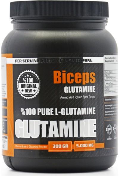 Biceps Glutamıne %100 Pure L - Glutamine 300 gr 60 Servis