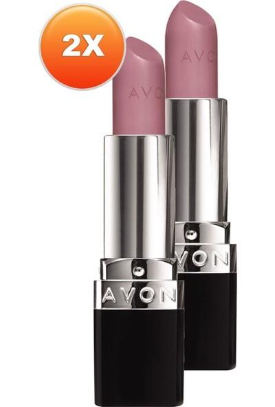Avon Perfectly Mat Ruj Pure Pink Ikili Set