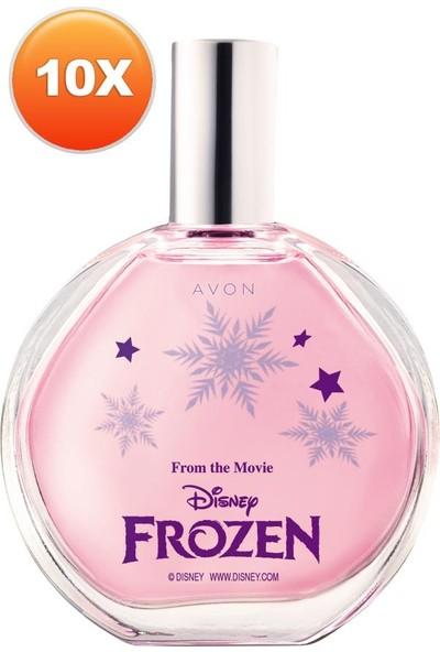 Avon Disney Frozen Çocuk Parfüm Edc 50 Ml. Onlu Set