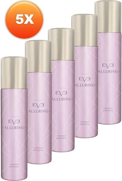 Avon Eve Alluring Kadın Deodorant Beşli Set