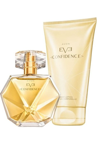 Avon Eve Confidence Kadın Vücut Losyonlu Paket