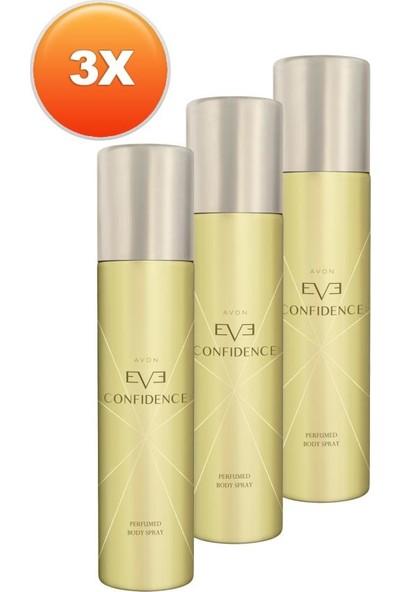 Avon Eve Confidence Kadın Deodorant Üçlü Set