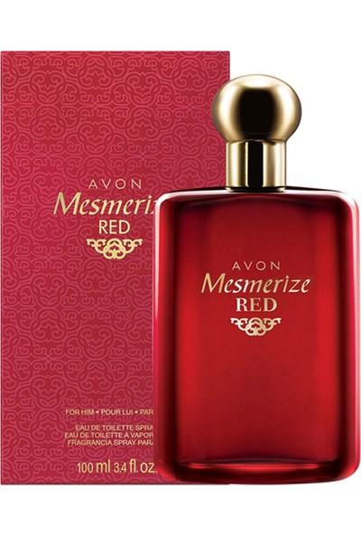 Avon Mesmerize Red Erkek Parfüm Edt 100 Ml.
