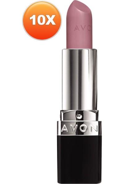 Avon Perfectly Mat Ruj Pure Pink Onlu Set