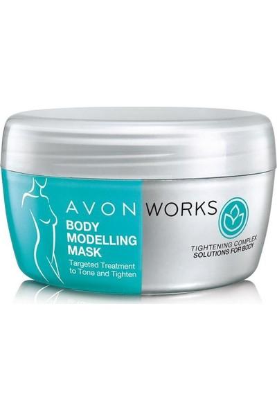 Avon Works Sıkı Görünüm Veren Vücut Maskesi 200 Ml.