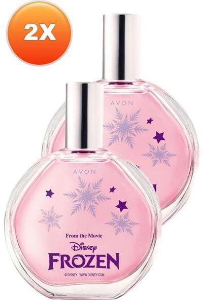 Avon Disney Frozen Çocuk Parfüm Edc 50 Ml. Ikili Set