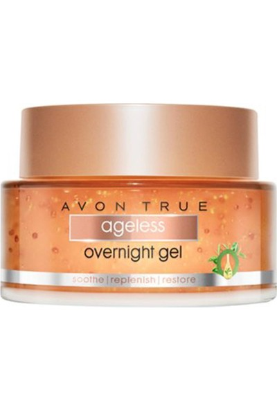 Avon True Ageless Jel Gece Kremi 50 Ml.