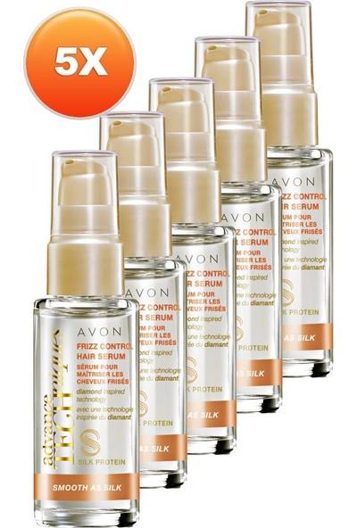 Avon Elektriklenmeyi Kontrol Eden Saç Serumu 30 ml 5'li Set