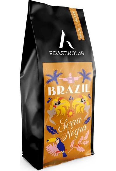 A Roasting Lab Brazil Serra Negra 1000 gr Çekirdek