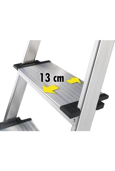 Haılo L80 Comfortlıne 4 Basamaklı Alüminyum Merdiven