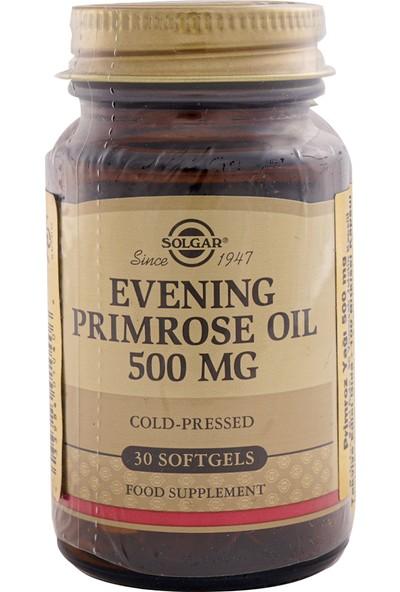 Solgar Evening Primrose Oil 500 Mg 30 Kapsül
