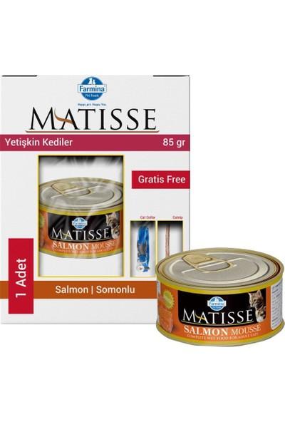 Matisse Mousse Salmon Somonlu Kedi Konservesi 85 gr