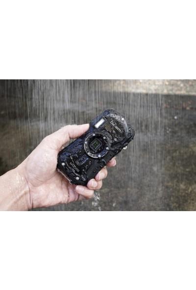 Ricoh WG-70 Kompakt Dijital Fotoğraf Makinesi Siyah