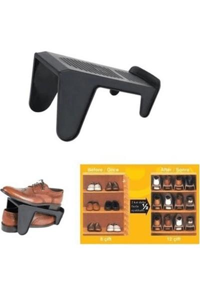Meleni Home Tekli Ayakkabı Düzenleyici 10'lu Rampa