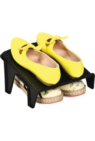 Meleni Home Çiftli Ayakkabı Düzenleyici Rampa 10'lu