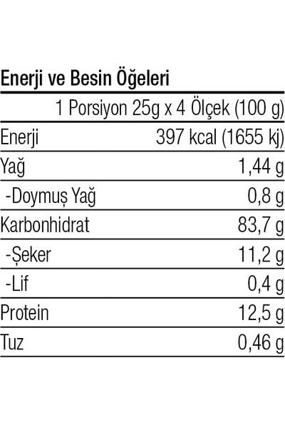 Protein Zamanı Mass Gainer Karbonhidrat Tozu 4000 gr 40 Servis Çikolata Aromalı