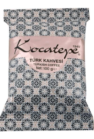 Kocatepe Türk Kahvesi 100 gr Folyo