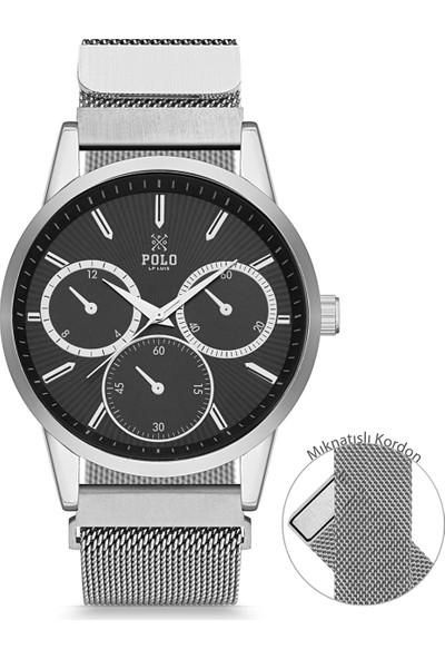 Luis Polo P1122A-EMH-03 Erkek Kol Saati