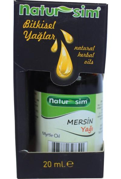 Natursim Mersin Yağı 20 ml