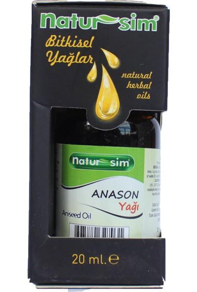 Natursim Anason Yağı 20 ml