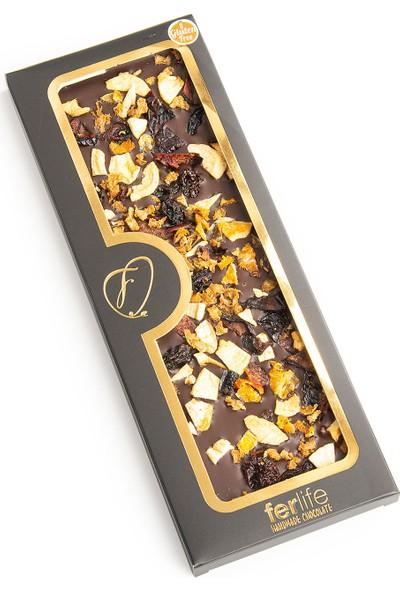 Ferlife Çikolata Bahçesi 180 gr 4 Lü Özel Combo Paket