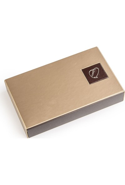 Ferlife Vip Kutuda Yaldızlı Gianduja Çikolata