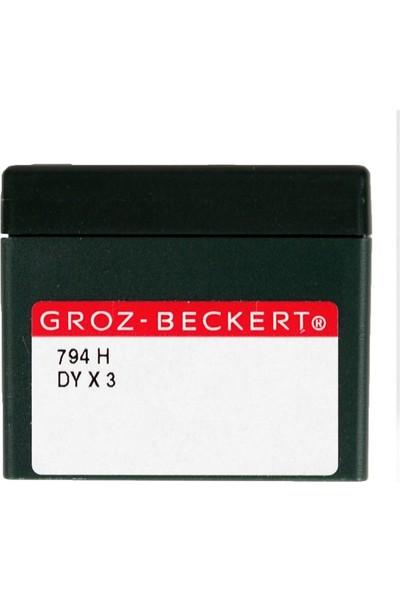 Groz Beckert Çuval Dikiş İĞNESI/794 H/dyx3 22/140 50 Adet