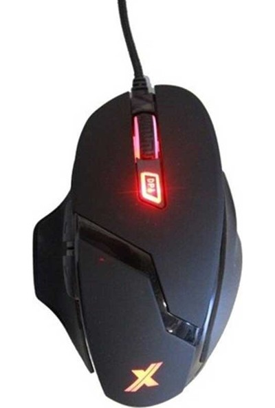 Exper M612U Gaming Işıklı Oyuncu Mouse