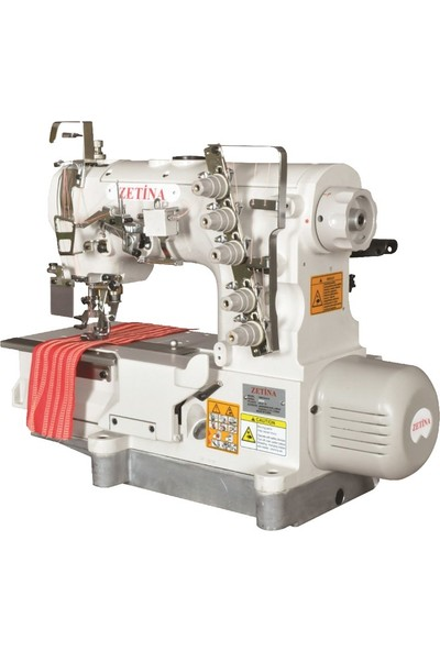 Zetina Sanayi Tipi Etek Reçme Dikiş Makinesi/ Z562