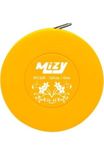 Mizy Otomatik Yuvarlak Mezura 1.5mt / RS-150K - Autumn