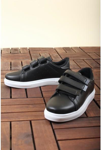 Oksit Alen Cırtlı Kadın Spor Ayakkabı