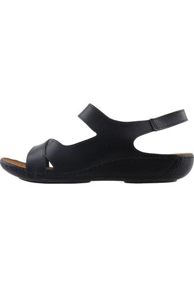 Muya 22273 Günlük Kadın Sandalet Ayakkabı