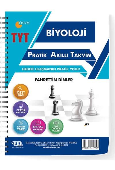 Tandem Yayınları TYT Biyoloji Pratik Akıllı Takvim