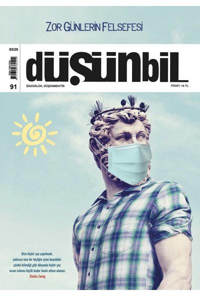 Düşünbil Dergisi Yayınları Sayı: 91