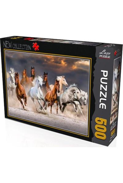 Laço Atlar 500 Parça Puzzle