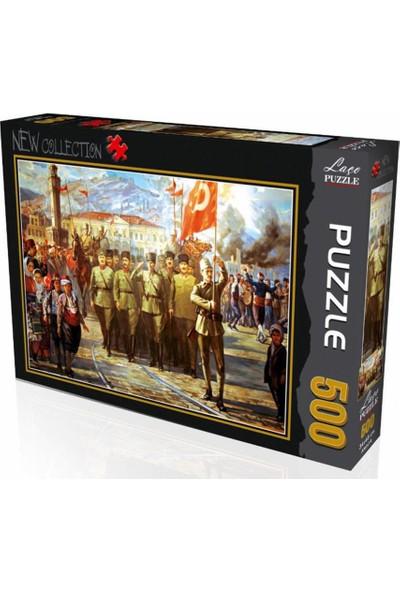 Laço Atatürk İzmir Çıkışı 500 Parça Puzzle