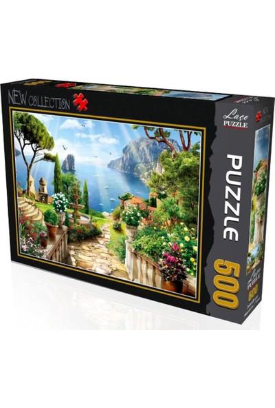 Laço Manzara 500 Parça Puzzle