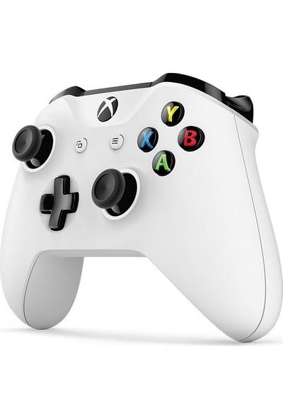 Microsoft Xbox One S 1TB UHD 4K Oyun Konsolu + 2 Oyun + Ekstra 1 Kol + 1 Yıl EA Access
